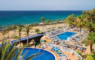 Over 50s Holidays To Lanzarote - Puerto Del Carmen Package Holidays