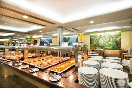 Gran Hotel Bali Hotel Benidorm Spain