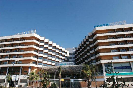 Sercotel Hotel Spa Porta Maris Hotel Alicante Spain