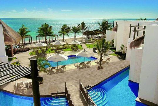 Azul Beach Resort Riviera Maya Hotel Playa Del Carmen Mexico