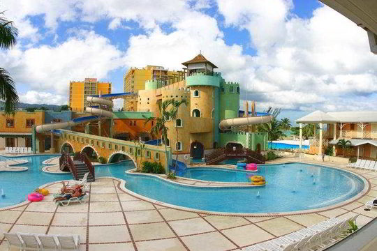 Sunset Beach Resort Spa And Waterpark All Incl Hotel Montego Bay Caribbean