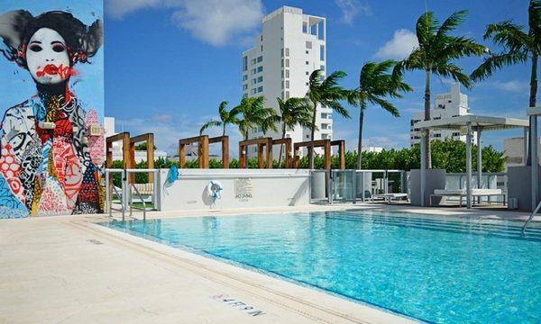 Sbh South Beach Hotel Miami Usa