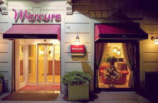 Mercure Milano Centro Hotel - Milan - Italy