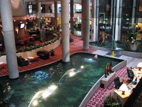 The Westin Bonaventure Hotel Suites Los Angeles