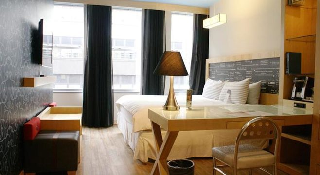 Tryp Times Square South Hotel Tryp Times Square South Hotel New York Usa
