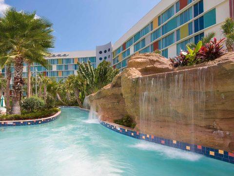 Universal S Cabana Bay Beach Resort Hotel Orlando Usa