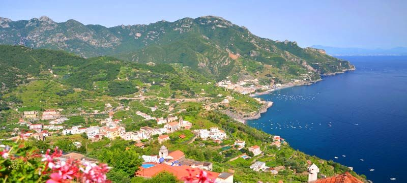Holidays in Maiori - Holiday packages to Maori, the Amalfi Coast