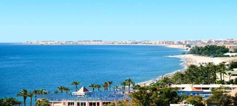 Playacapricho Hotel Roquetas De Mar Spain