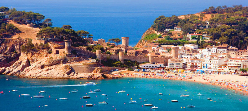 ClickandGo.com Tossa de Mar Holiday Deals