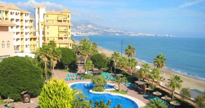 Beatriz Palace Spa Hotel Fuengirola Costa Del Sol