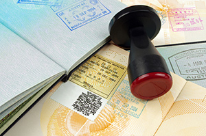 Passport and visa information