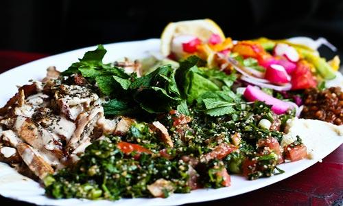 Berlin City Breaks - Babel Middle Eastern Restaurant