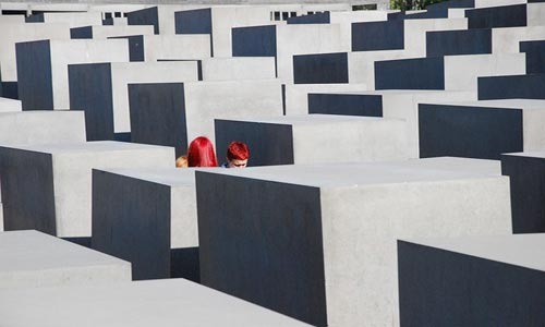 Berlin City Breaks - Holocaust Memorial