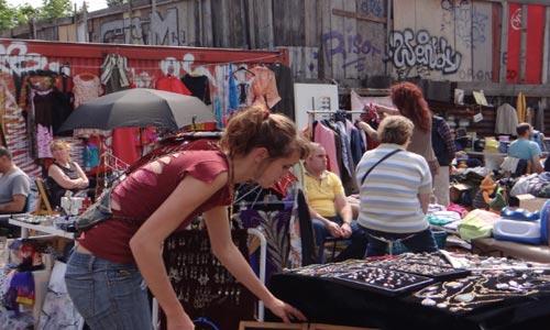 Berlin City Breaks - Outdoor markets & shopping
