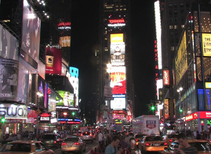 Times Square - A highlight of any New York holiday